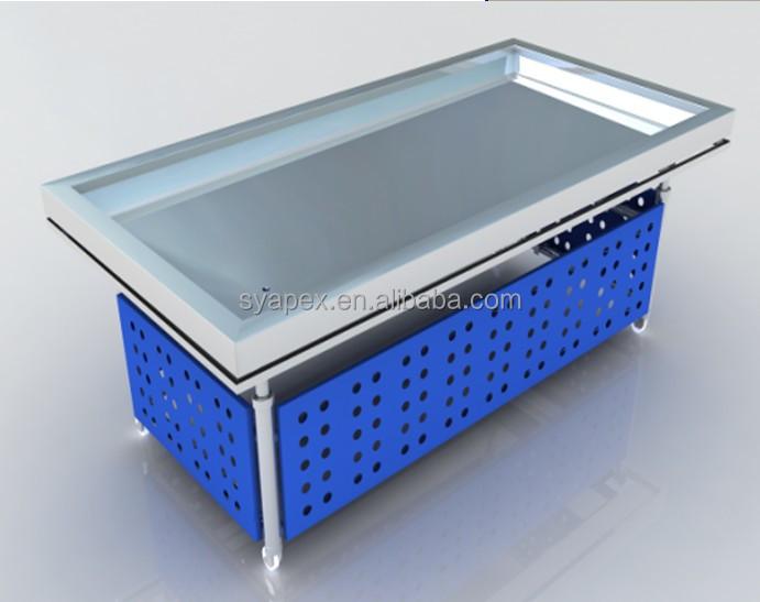 Apex Factory Custom Make Stainless Steel Ice Fresh