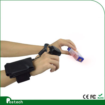 FS03S New Style Ring Barcode Scanner With 1350 mAh Li-on Battery