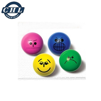Non toxic solid color rubber bouncy ball