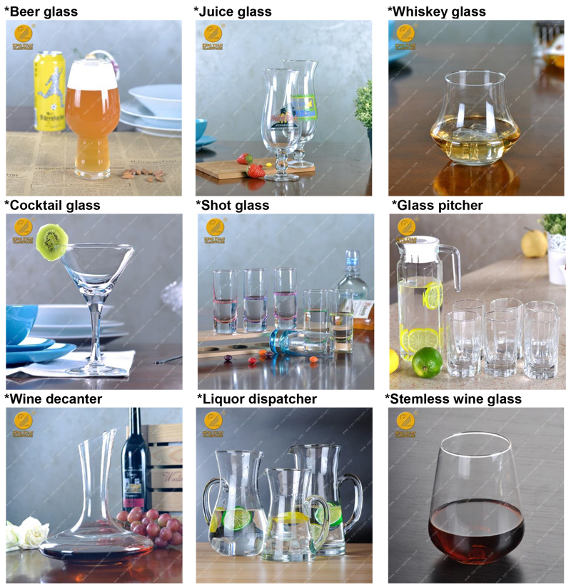 Free sample wholesale home brew 20oz Tulip Nonic Pint Glasses nonix beer glass