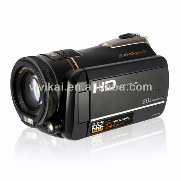 Full HD 1080P 3.0'' touch sceen digital camera