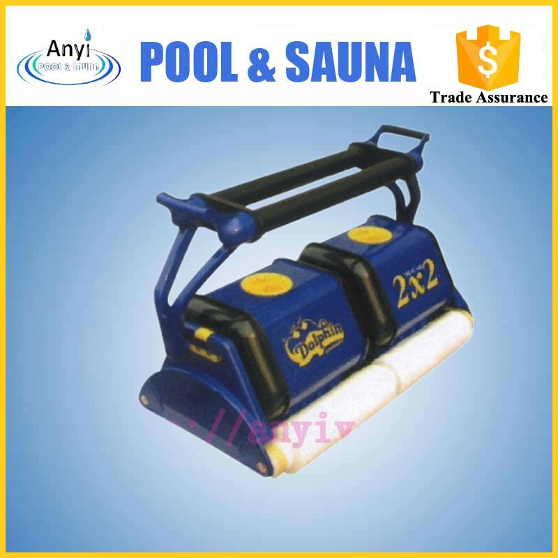 robot swimming pool vacuum automatic pool cleaner dolphin