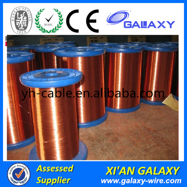 PEW/UEW /EIW/AI Enameled Copper Wire/Submersible Pumb Winding Wires 1.2mm
