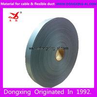 China Flex Duct PVC clear tape