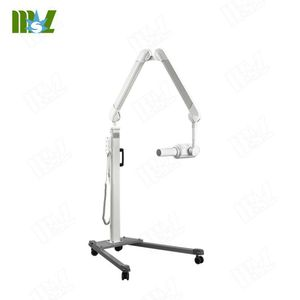 High quality image MSLDX07 Chair side X-ray unit with Toshiba x ray generator /Portable dental x ray machine price