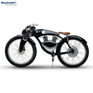 26 inch 48V 400W Target Cycle Retro Style Fashion Munro 2.0 Electric Bicycle with GPS