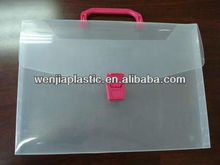 plastic file case with handle