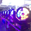 Stage Lights 19*15W RGBW 4in1 Bee Eye Led Moving Head Light