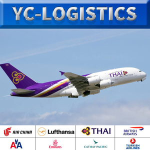 China Best price air cargo freight by hu tk to usa uk spain . skype:rudyrong520