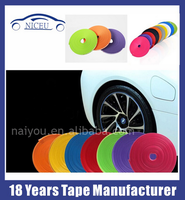 Hot Sale Auto Accessories Rubber Wheel Rims Protector With 3m Adhesive Tape