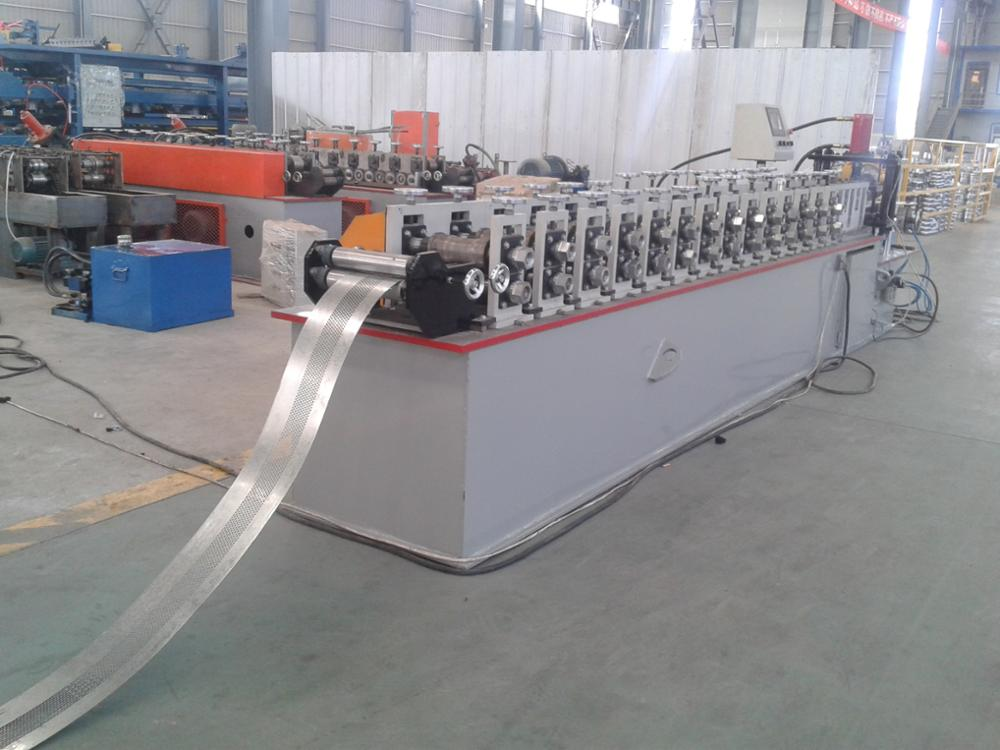 Auto Rolling Shutter Door Forming Machine With BV Certificate