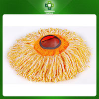 office use spin mop head
