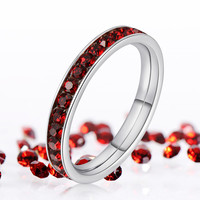 2017 Latest Birthstone Finger Ring Design S Shaped Engagement Ring Diamond