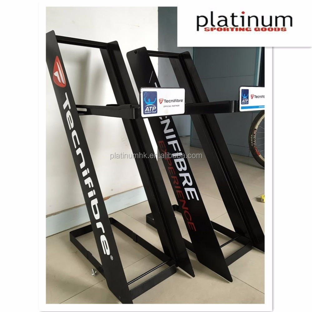 Tennis Rackets Display/Tennis Racquets Holder