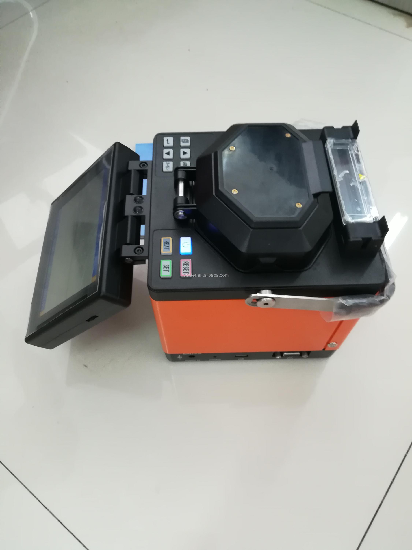Cetc Fiber Optical Fusion Splicer Av6471a Av6471 Fttx Tools With 002 Senter Led Rd Dpartment