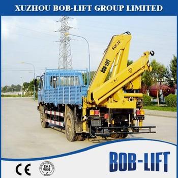 China Portable Mobile Crane For Sale