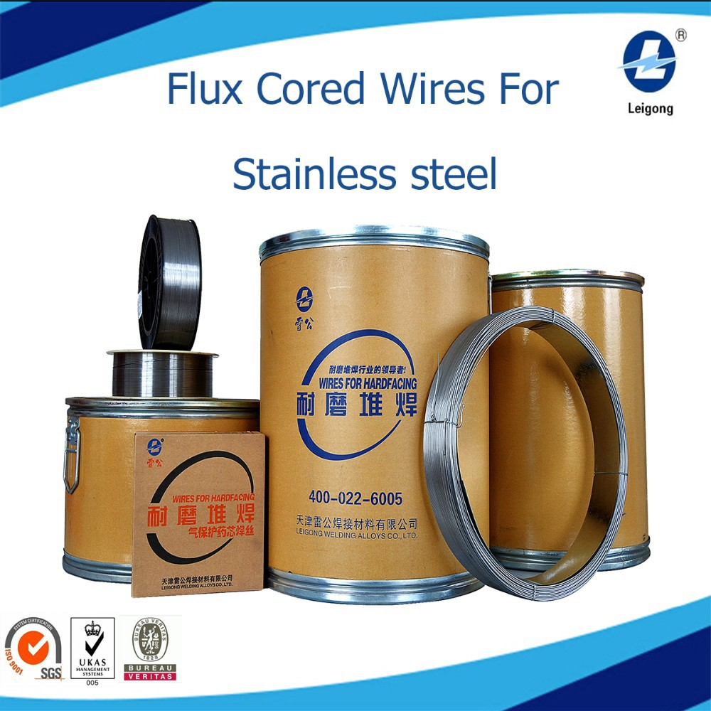 308L stainless steel flux cored welding wire
