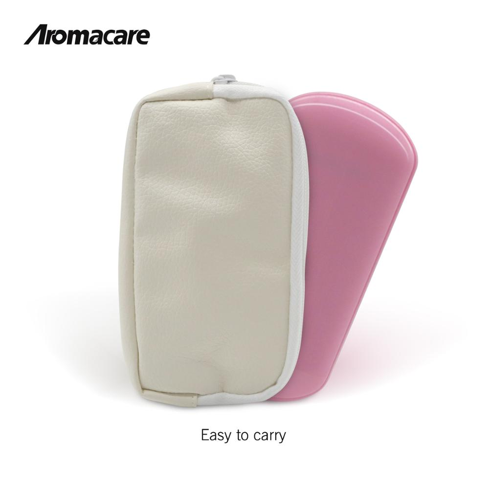 Aromacare 25 ML Mini Hot & Koud Vapozone Laarzen Facial Steamer Professionele