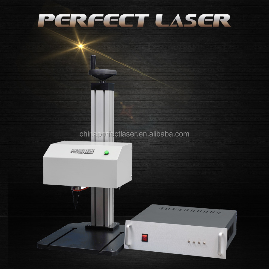 Computer Control Desktop Portable Pneumatic Marking Machine