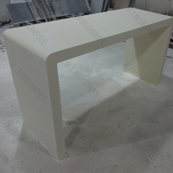 Top Quality Engineered Stone Bar Table Counter Marble