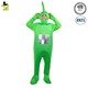2018 New design cute teletubby Dipsy jumpsuit Halloween carnival costume