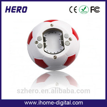 Brand new football ball for promotion