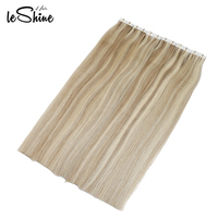 Remy 8A Invisible Skin Weft Tape Hair Extension