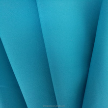 100 Polyester 75D pongee lining fabric pu coated stretch fabric