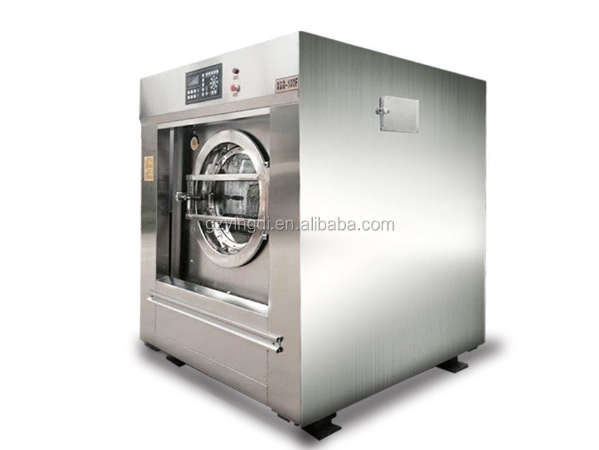 100 kg grande capacit en acier inoxydable 304 machine laver industrielle pour h tel et l. Black Bedroom Furniture Sets. Home Design Ideas