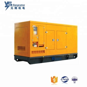 230V outside use rainproof 500kva automatic generator with spare parts