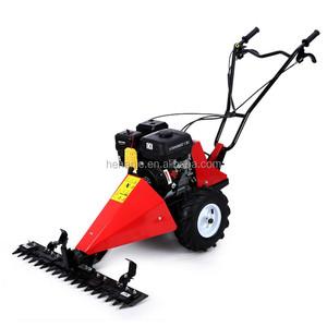 Hand mini mower for sale / sickle bar mower