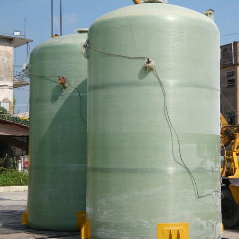 frp Chemical plastic gas lpg container tank