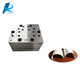 Plastic pvc cable gutter and drain extrusion die tool
