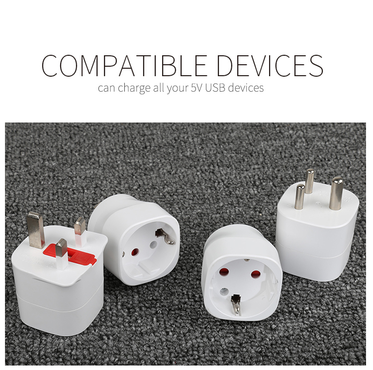 cheapest travel adapter uk to europe/us travel adapter/india travel adapter