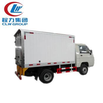 41820981e92eb3 Factory direct sale FOTON 4x2 refrigeration van truck for frozen food