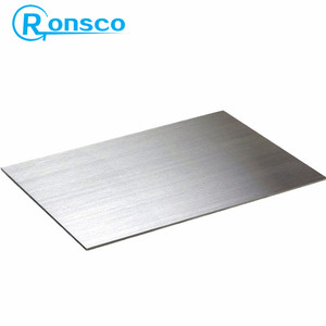 Manufacturer Provide forging stainless steel 430 round plate