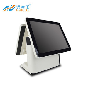 New Hot AAA Qualified Custom Logo dual monitor android devices china pos system Factory China