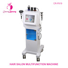 Beauty salon use Shampoo Conditioner Styling gel rf massage anti-hair removal washing hair growth therapy multifunction machine