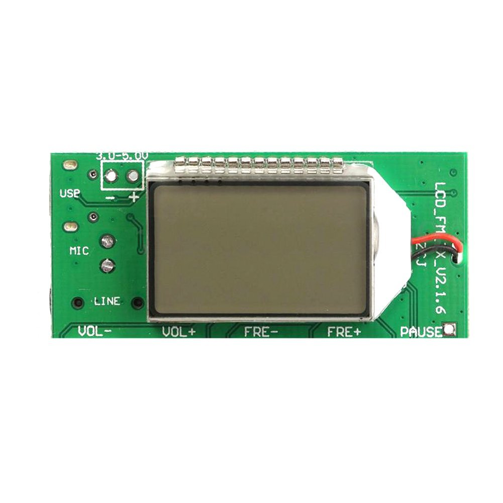 Cheap Fm Transmitter Module Find Deals On Stereo Circuit Using Bh1417 Get Quotations Wrisky Dsp Pll 87 108mhz Digital Wireless Microphone Board
