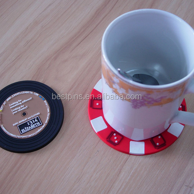 Wholesale Souvenir Anti-slip PVC Tableware Placement Cup Mat & placement test-Source quality placement test from Global placement ...