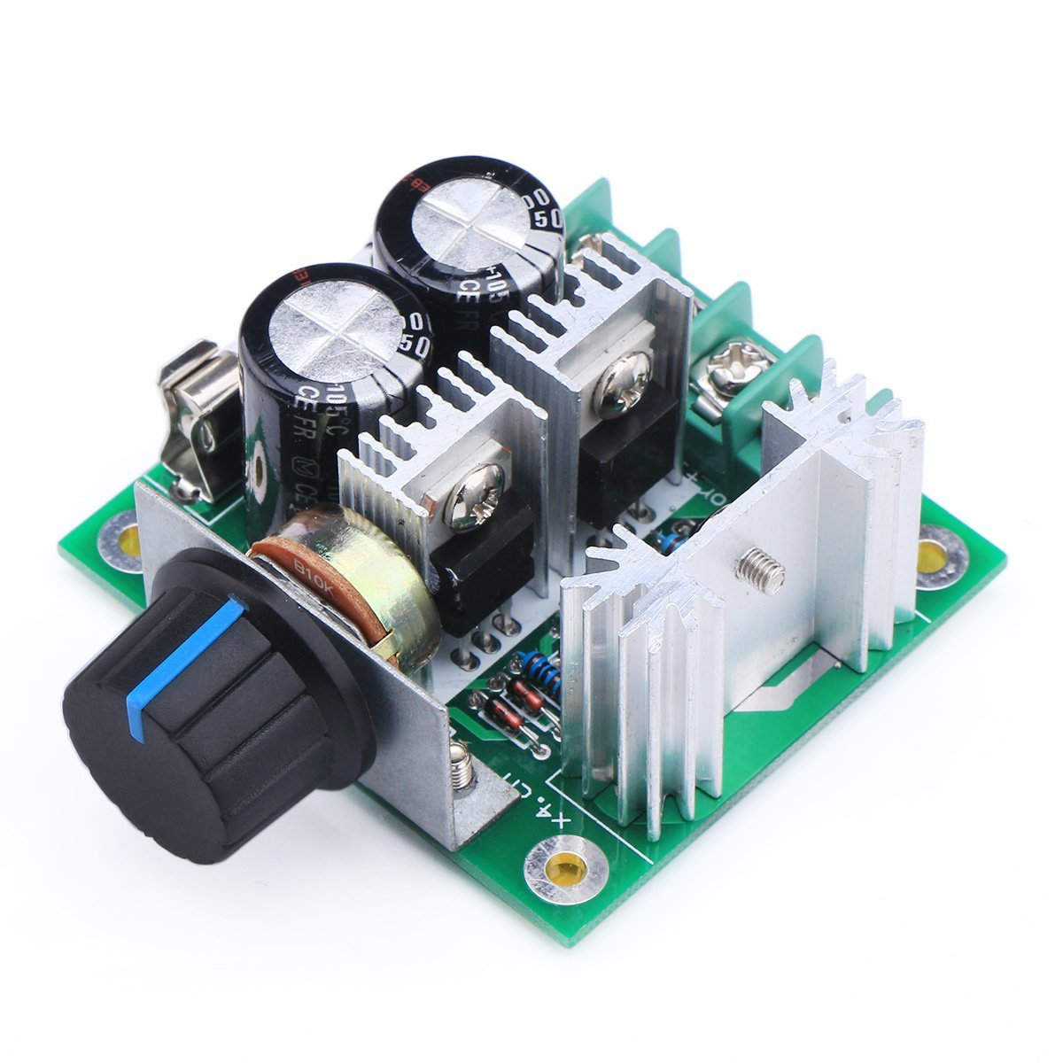 Cheap Dc Fan Motors 12v Find Deals On Line At Speed Control Motor Low Side Pwm Get Quotations Drok 13khz Controller 40v 10a Electric Pump