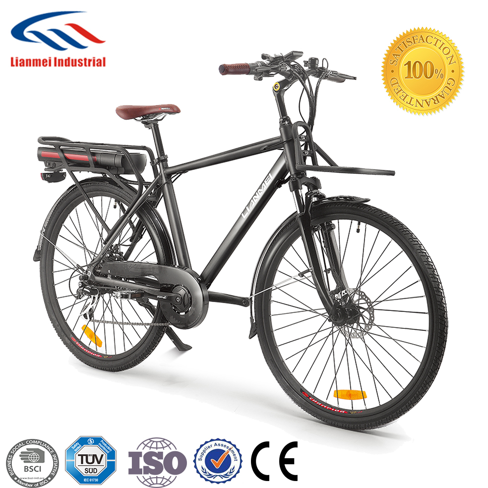 Popular 700C e road bike electric bicycle from China