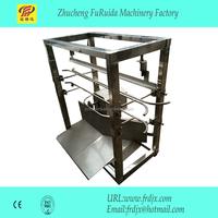 agricultural equipment for chicken head cutting machine/chicken slaughterhouse