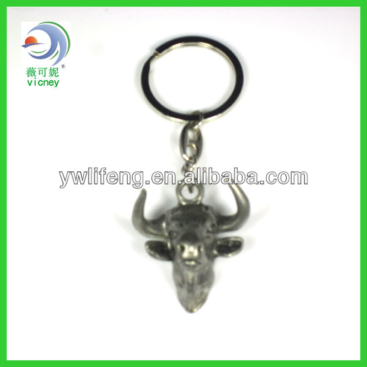 2015 Espana ox design metal key chain