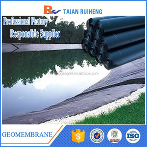 Low Cost Hdpe Geomembrane Pond Liner, Geomembrane Hdpe