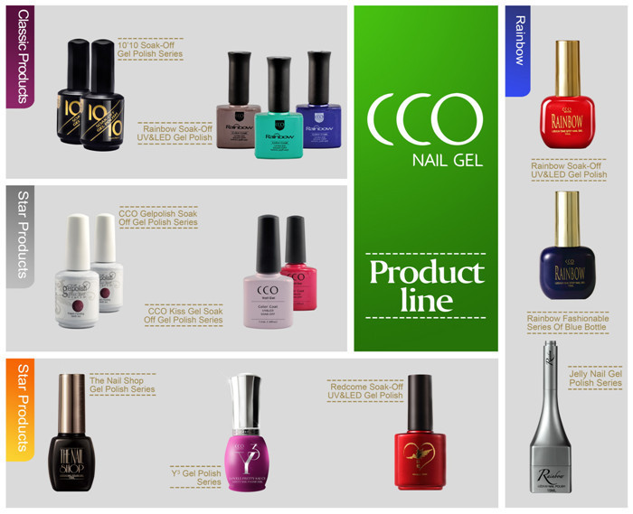 Cco Melting Gel Polish Private Label Provide Nail Painting Lacqure ...