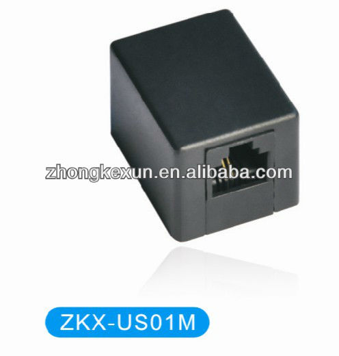 US 6P2C TELEPHONE ADAPTER 346667