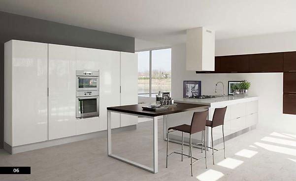 Neu Moderne Ikea Küche Gestaltung Mit Rot Laminiertes Holzgehäuse, Kuchen