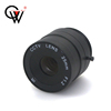 CW 25mm CS Fixed Lens 1/3'' F1.2 CCTV Lens 1MP For IR 720P/1080P CCTV Security Camera