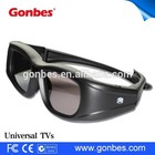 Qualified NEW Bluetooth and IR Signal Active shutter 3d polarized glasses